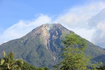 Volcan Wawo Muda près de Bajawa - Florès