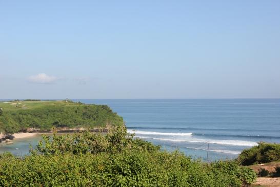 Vue sur la mer à Bukit - Bali