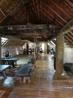 Maison typique des minorités au Musée Ethnographique