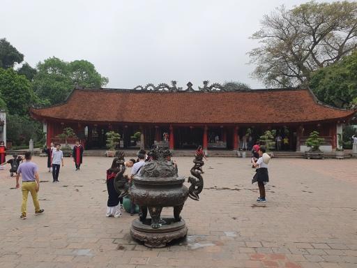 Temple de la Littérature à Hanoï
