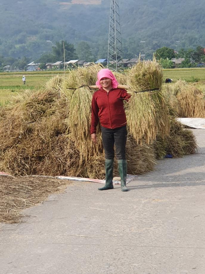 Ballade autour de Nghai Lo