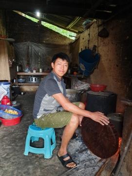 Ethnie BO Y ds la commune de Quyet Tien