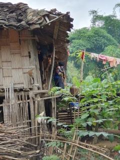 Village des Lolos noirs