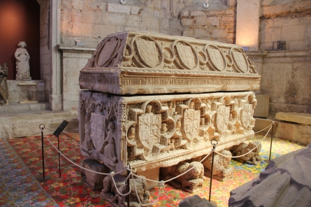 Tombe du Roi Ferdinand I