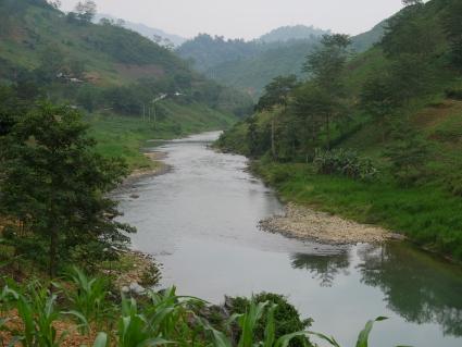 Rivière Nho Que