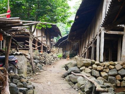 Village des San Chi