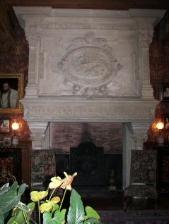 Intérieur Azay le Rideau